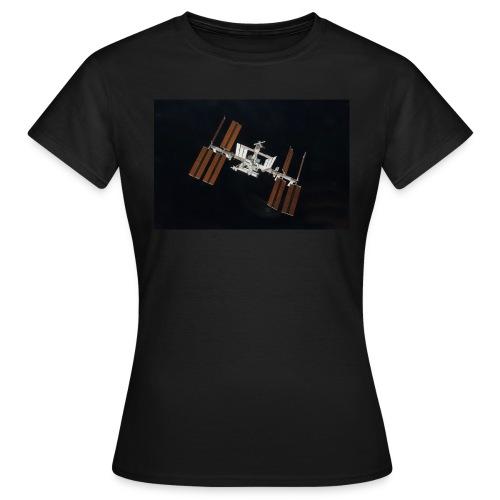 sts130 iss l - Frauen T-Shirt