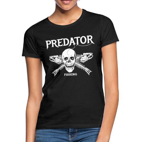 Predator Fishing T-Shirt - Frauen T-Shirt