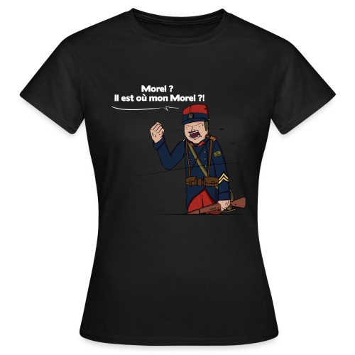 Sgt.Flantier 1914 - T-shirt Femme
