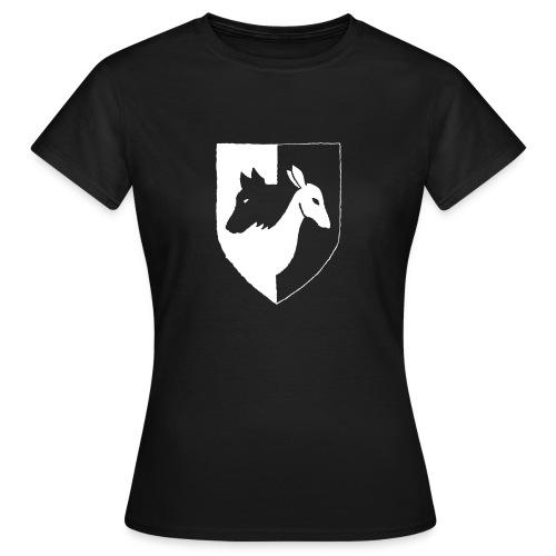 Pyhävuori pelkkä häälogo - Naisten t-paita