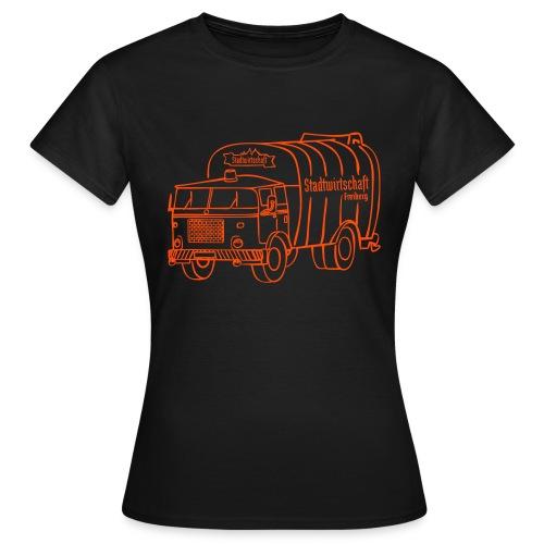 Stadtwirtschaft BOBR - Frauen T-Shirt