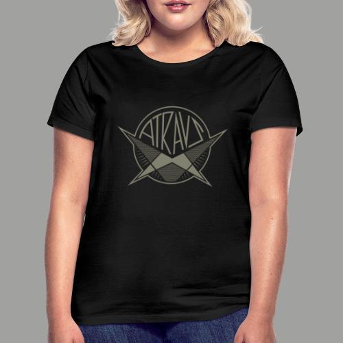 Atravs Medical Logo cream - T-shirt dam