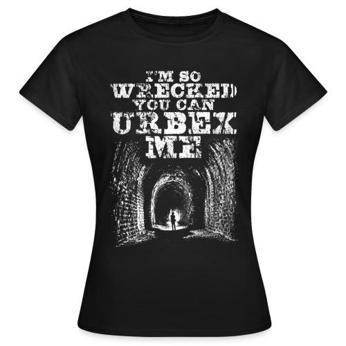 Urbex Me - T-shirt Femme