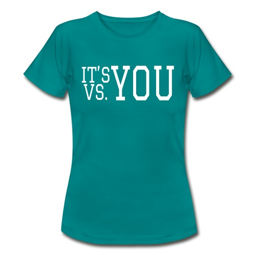 You vs You - Women's T-Shirt