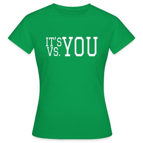 You vs You - Women's T-Shirt