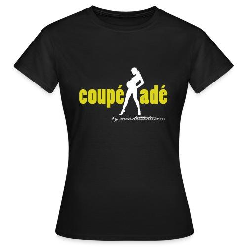 coupé adé Lady - Frauen T-Shirt