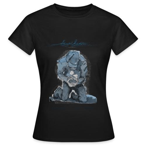 DeyziDoxs-Logo_muz_titul - Frauen T-Shirt