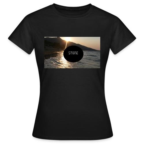 Mousepad - Frauen T-Shirt