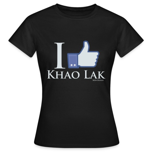 I Like Khao Lak White - Women's T-Shirt