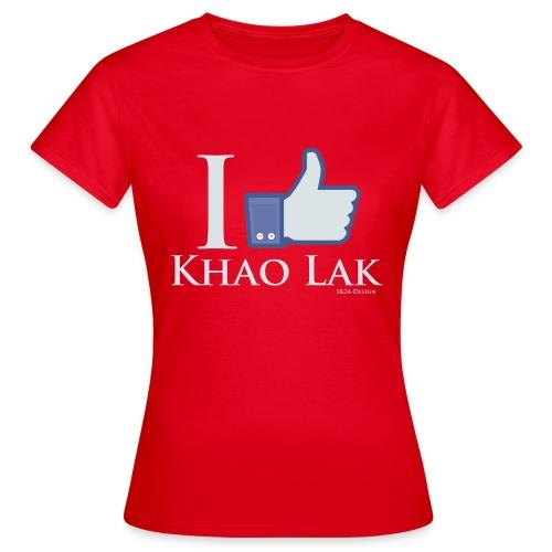 I Like Khao Lak White - Women's T-Shirt