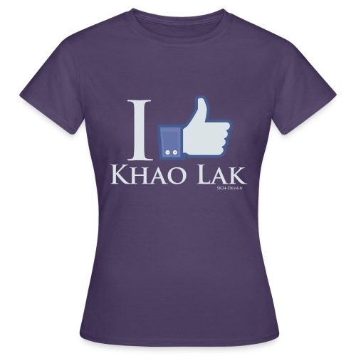 I Like Khao Lak White - Frauen T-Shirt