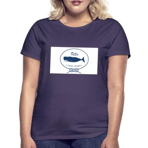 peter cafe sport porto 3 - Frauen T-Shirt