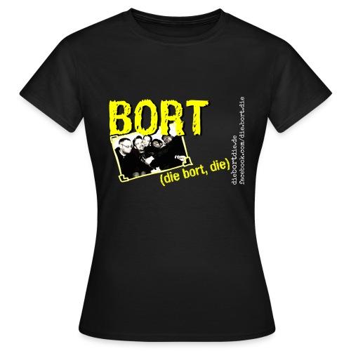 Bort Gruppenbild - Frauen T-Shirt
