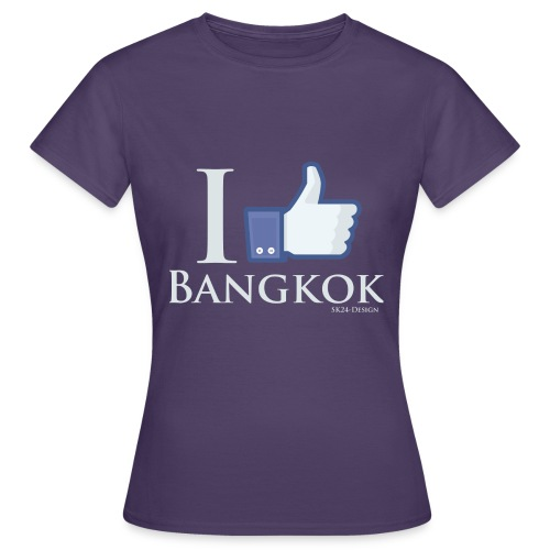 Like-Bangkok - Frauen T-Shirt