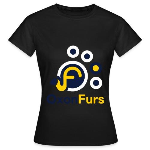 OxonFurs Logo Colour - Women's T-Shirt