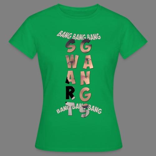 motif yasin - T-shirt Femme