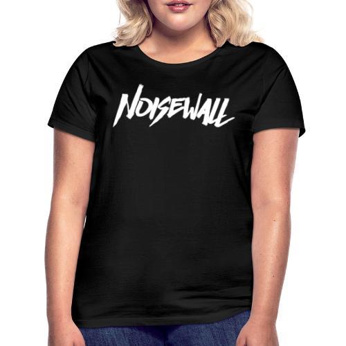 Noisewall white logo - Women's T-Shirt