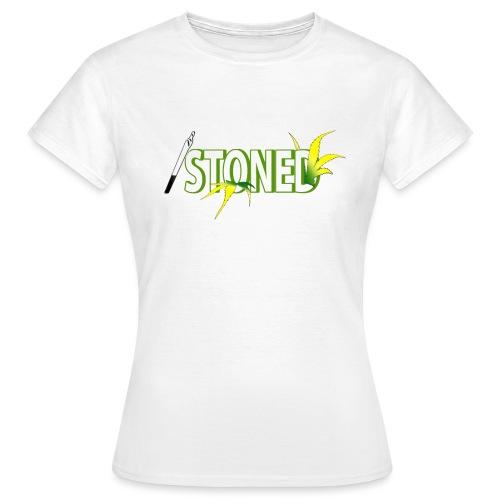 STONED - T-shirt Femme