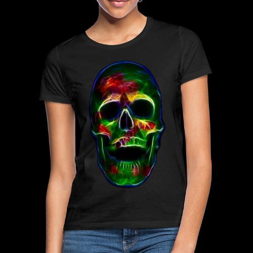 Skull of transformation - Frauen T-Shirt