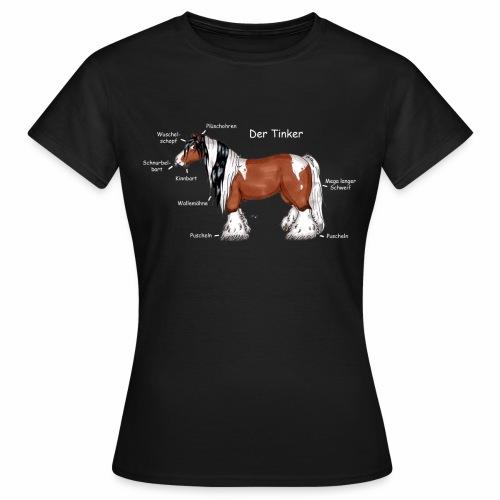 Tinker Beschreibung - Frauen T-Shirt