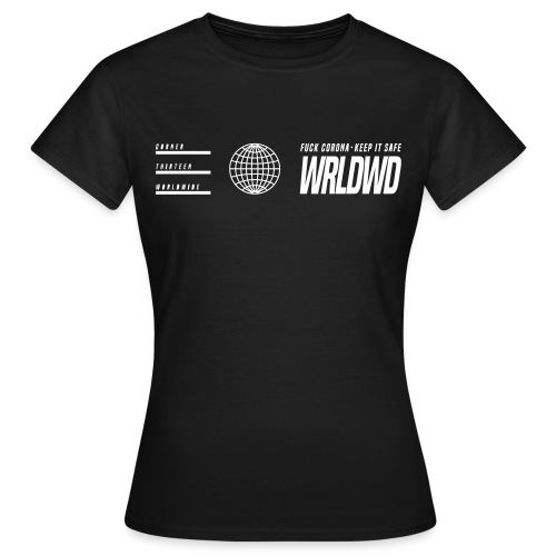 SEASON 2 WRLDWD 1/2 - Frauen T-Shirt
