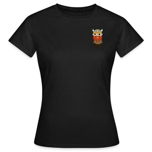 Axsthebadgamer - Dame-T-shirt