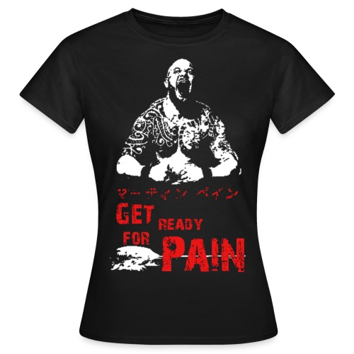 pain - Frauen T-Shirt