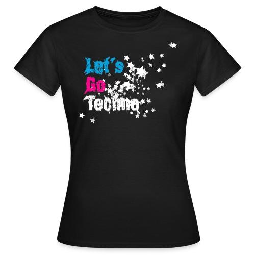 lgt shirtddd 4000x3400px - Frauen T-Shirt