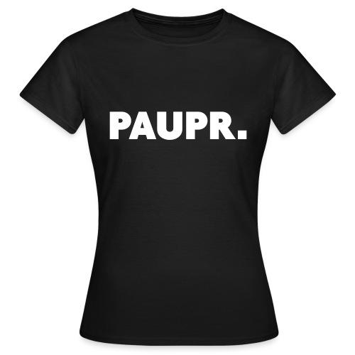 PAUPR. - Vrouwen T-shirt