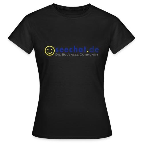sc2008 pfadecs2 - Frauen T-Shirt