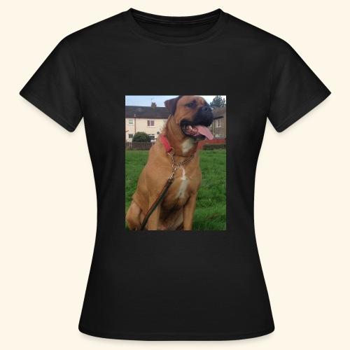 Big Dog tee - Women's T-Shirt