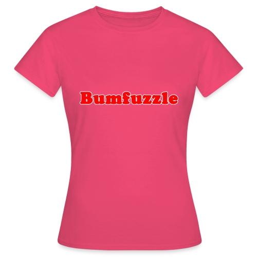 bummfuzzle - Frauen T-Shirt