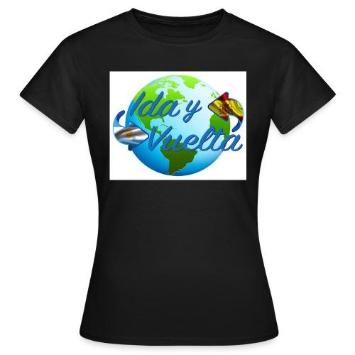 Ida y Vuelta-jpeg - Camiseta mujer