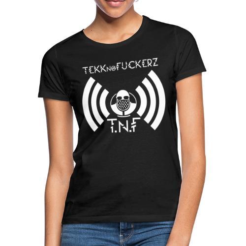 Tekknofuckerz Logo - Frauen T-Shirt
