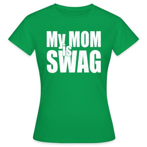 Swag White - Vrouwen T-shirt