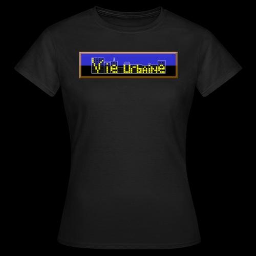 vie urbaine - T-shirt Femme