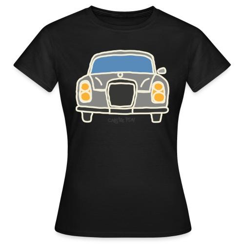 Voiture ancienne mythique allemande - T-shirt Femme