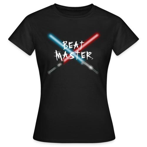 Beat Master - The Beat Saber Tournament UK - Women's T-Shirt