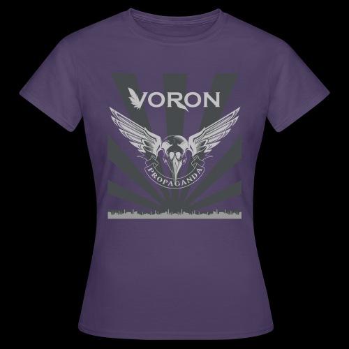 Voron - Propaganda - T-shirt Femme