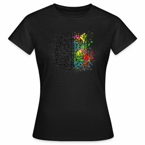 Gegensätze - Frauen T-Shirt