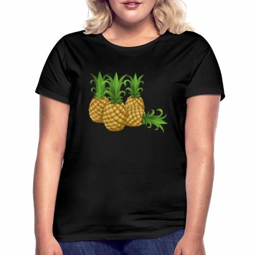 Ananas - Frauen T-Shirt