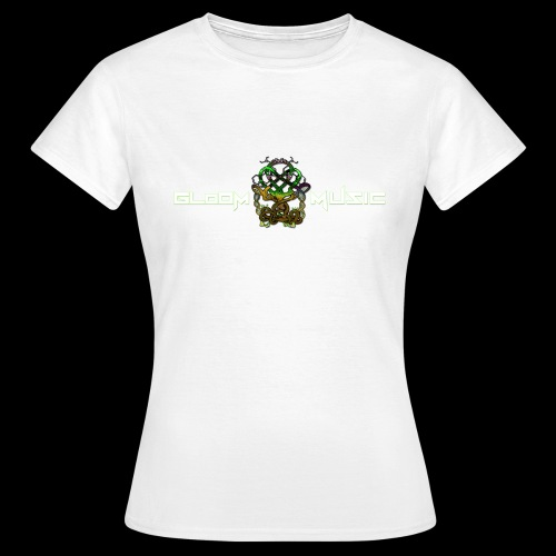 Totemic Unit design Front and Back - Women's T-Shirt