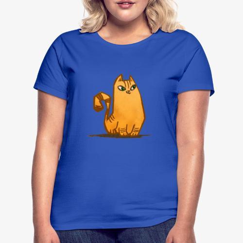 Katt - T-shirt dam
