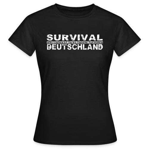 Tshirt 1Weiss png - Frauen T-Shirt
