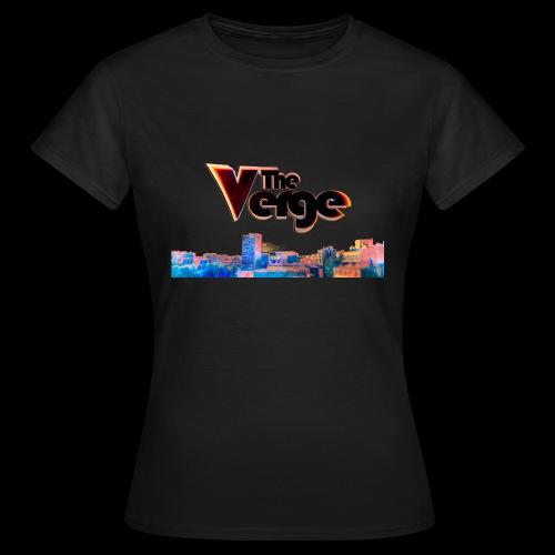 The Verge Gob. - T-shirt Femme