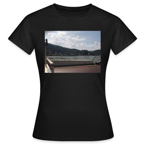 Fähre - Frauen T-Shirt