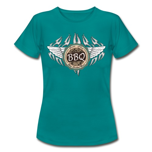 Grillmeister BBQ Chef - Frauen T-Shirt