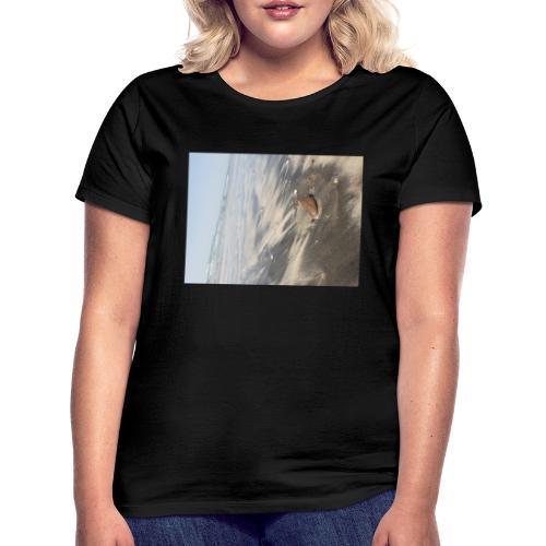 Strive for power - strand - Vrouwen T-shirt