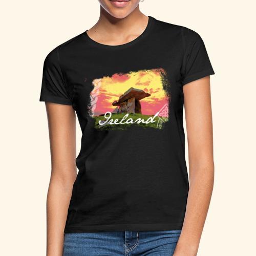 Ireland T Shirts - Frauen T-Shirt