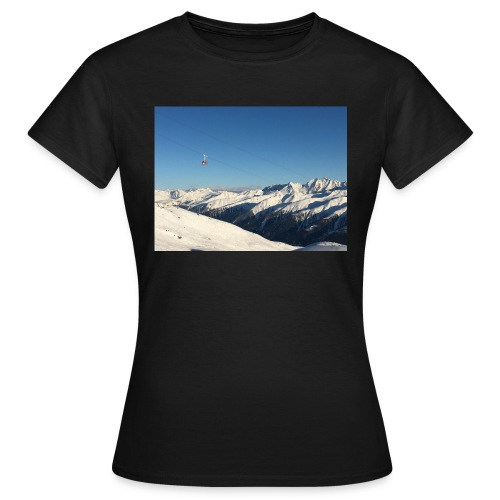 bergen - Vrouwen T-shirt